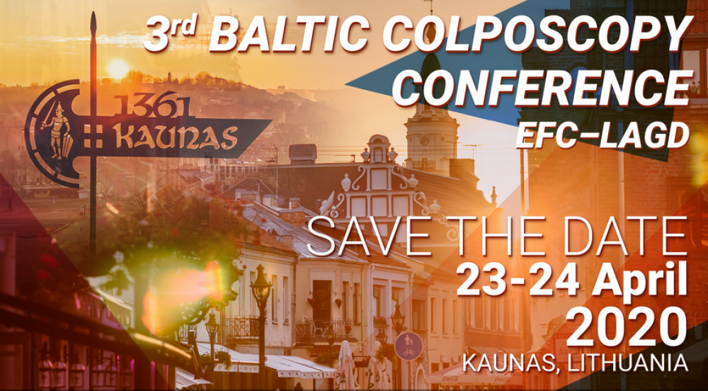 """3rd Baltic Colposcopy Conference"""